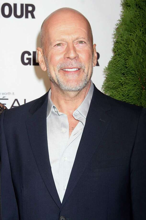 NEW YORK, NY - NOVEMBER 10:  Bruce Willis attends the 2014 Glamour Women Of The Year Awards at Carnegie Hall on November 10, 2014 in New York City.  (Photo by Laura Cavanaugh/FilmMagic) Photo: Laura Cavanaugh / 2014 Laura Cavanaugh