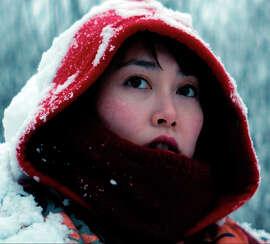 "Rinko Kikuchi stars in ""Kumiko, the Treasure Hunter."""