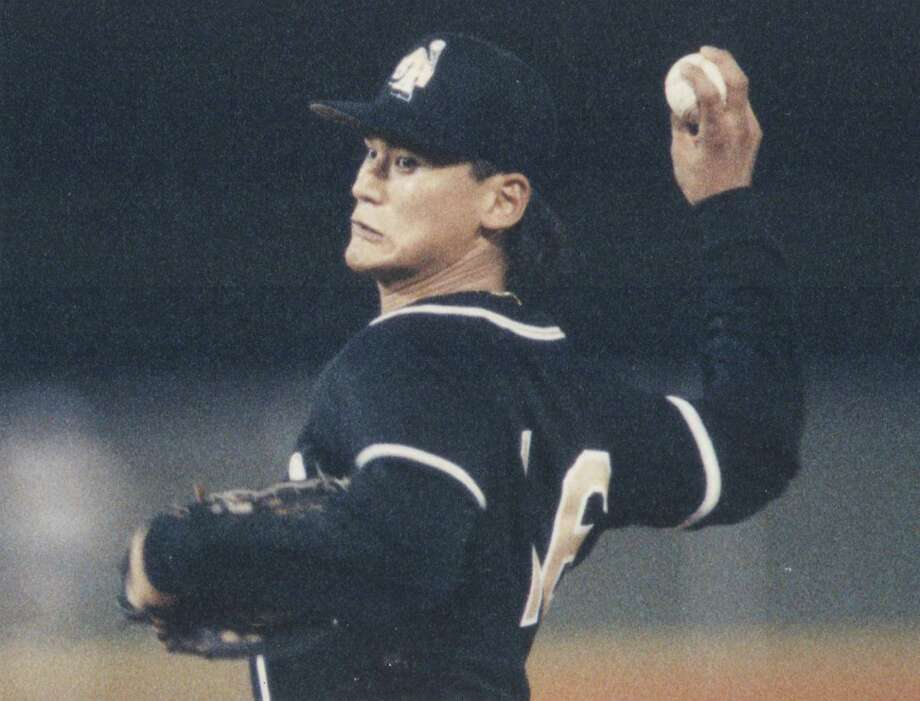 Chan Ho Park started for the Missions in 1994. Park went on to a lengthy, multi-million career in the major leagues. Photo: Express-News File Photo