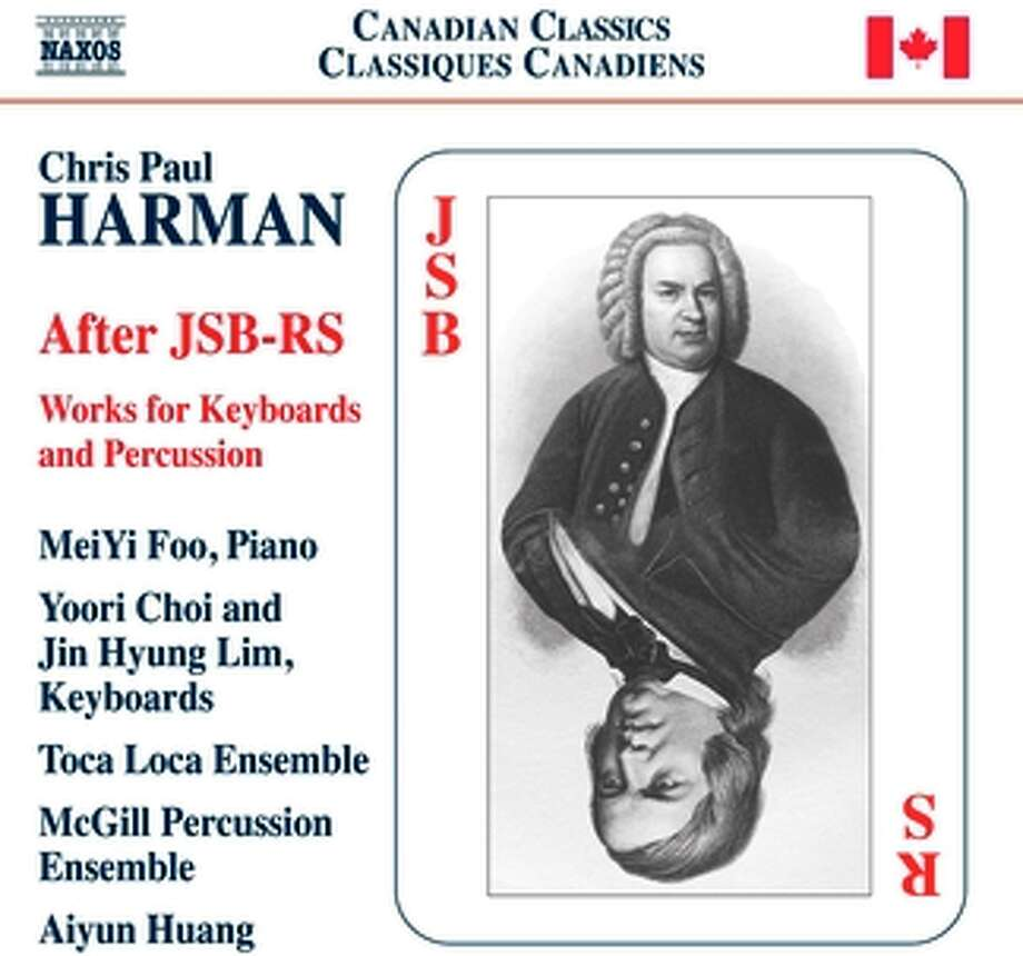 "Chris Paul Harman, ""After JSB-RS"" Photo: Naxos Records / Naxos Records / ONLINE_YES"
