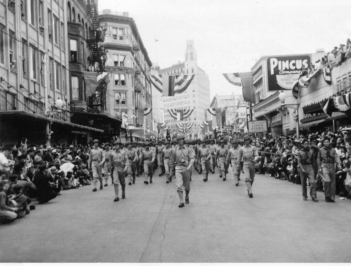 There were a few years when Fiesta didn't happen There was not a Fiesta in 1918, during World War I, and from 1942 through 1945, according to the Fiesta Commission.