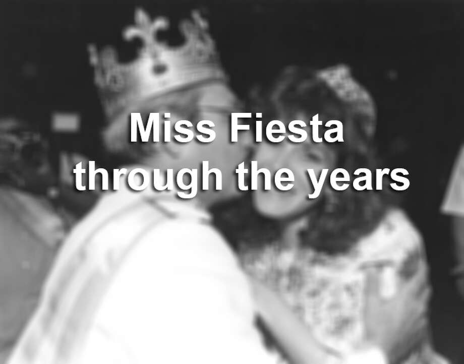 Click through the gallery to see past Miss Fiesta through the years. Photo: Courtesy
