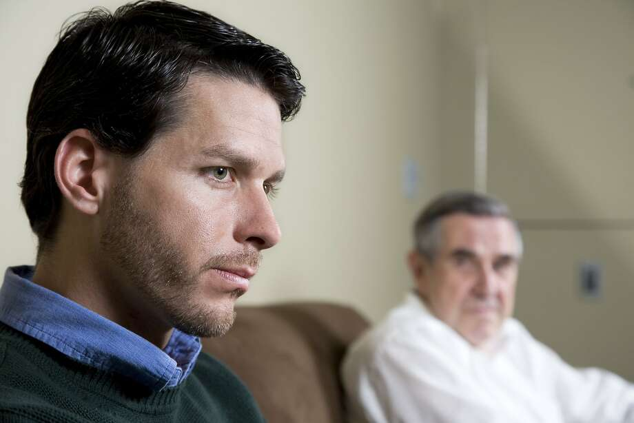 A man is upset that his relationship with an older brother has grown distant. Photo: Asiseeit, Getty Images