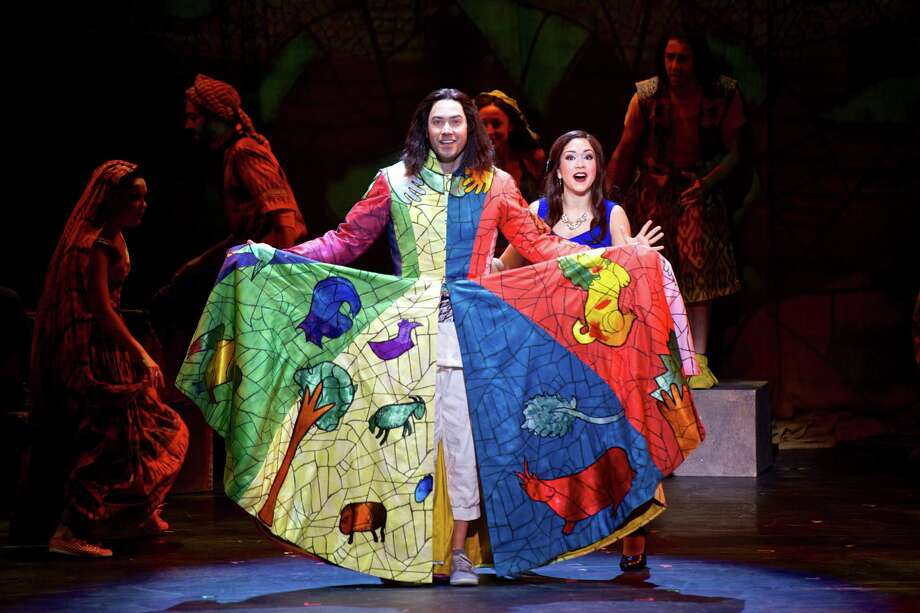 """Joseph and the Amazing Technicolor Dreamcoat"" stars ""American Idol"" finalists and married couple Ace Young and Diana DeGarmo. Photo: Daniel A Swalec / © Daniel A. Swalec 2014"