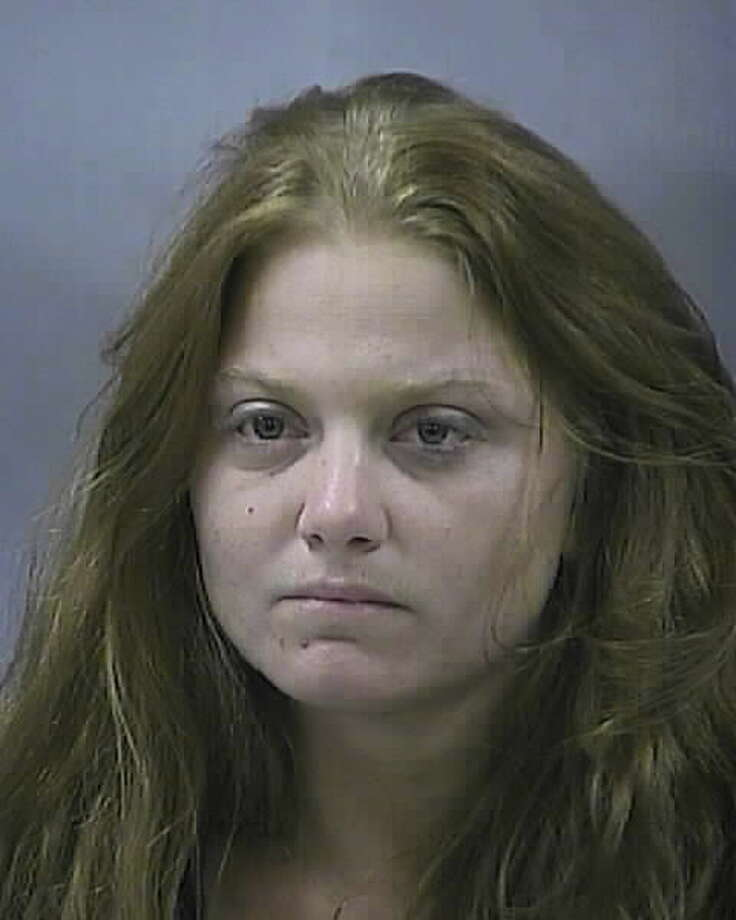 Darlene Bond, 35, is suspected of being behind a series of thefts from the Red Berry Mansion. Photo: Bexar County Sheriff's Office