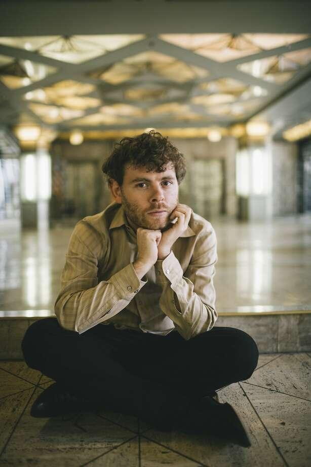 Composer and singer-songwriter Gabriel Kahane Photo: Josh Goleman