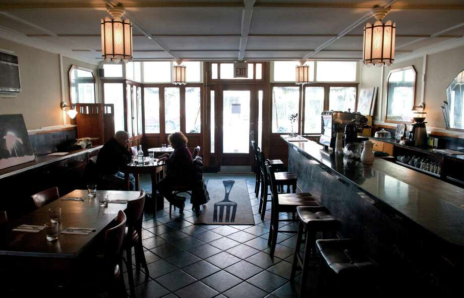 Inside View Of Maybelle S Restaurant Monday March 16 2017 In Catskill N Y