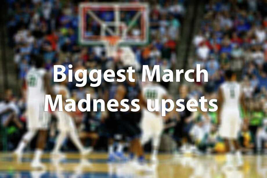 The NCAA basketball tournament is full of Cinderella stories. Here are some of the best. Photo: Kevin C. Cox, Photo By Kevin C. Cox/Getty Images / 2015 Getty Images