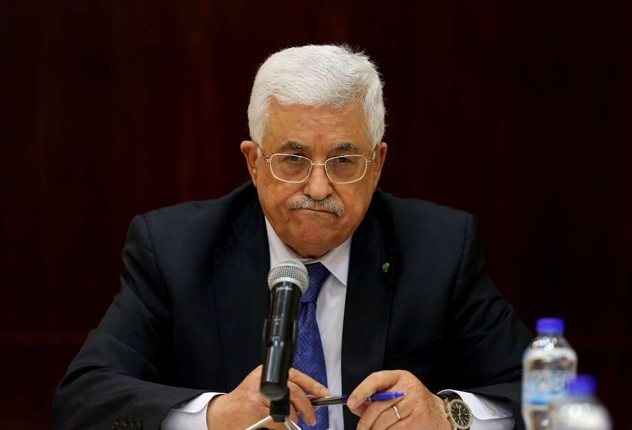 Palestinian President Mahmud Abbas says he will continue to seek full U.N. recognition. Photo: Abbas Momani, AFP / Getty Images