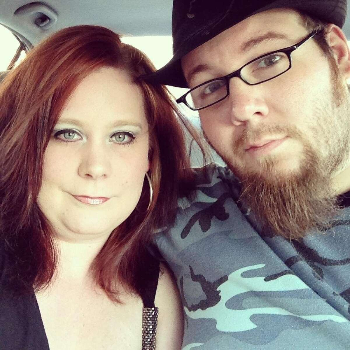 """John Sims and Lindsey Tate of Baytown have built a """"rock solid"""" relationship despite his cancer diagnosis six months after they met. They're planning their wedding on March 21, 2015, at M.D. Anderson Cancer Center. (Photo: Courtesy of Lindsey Tate)"""