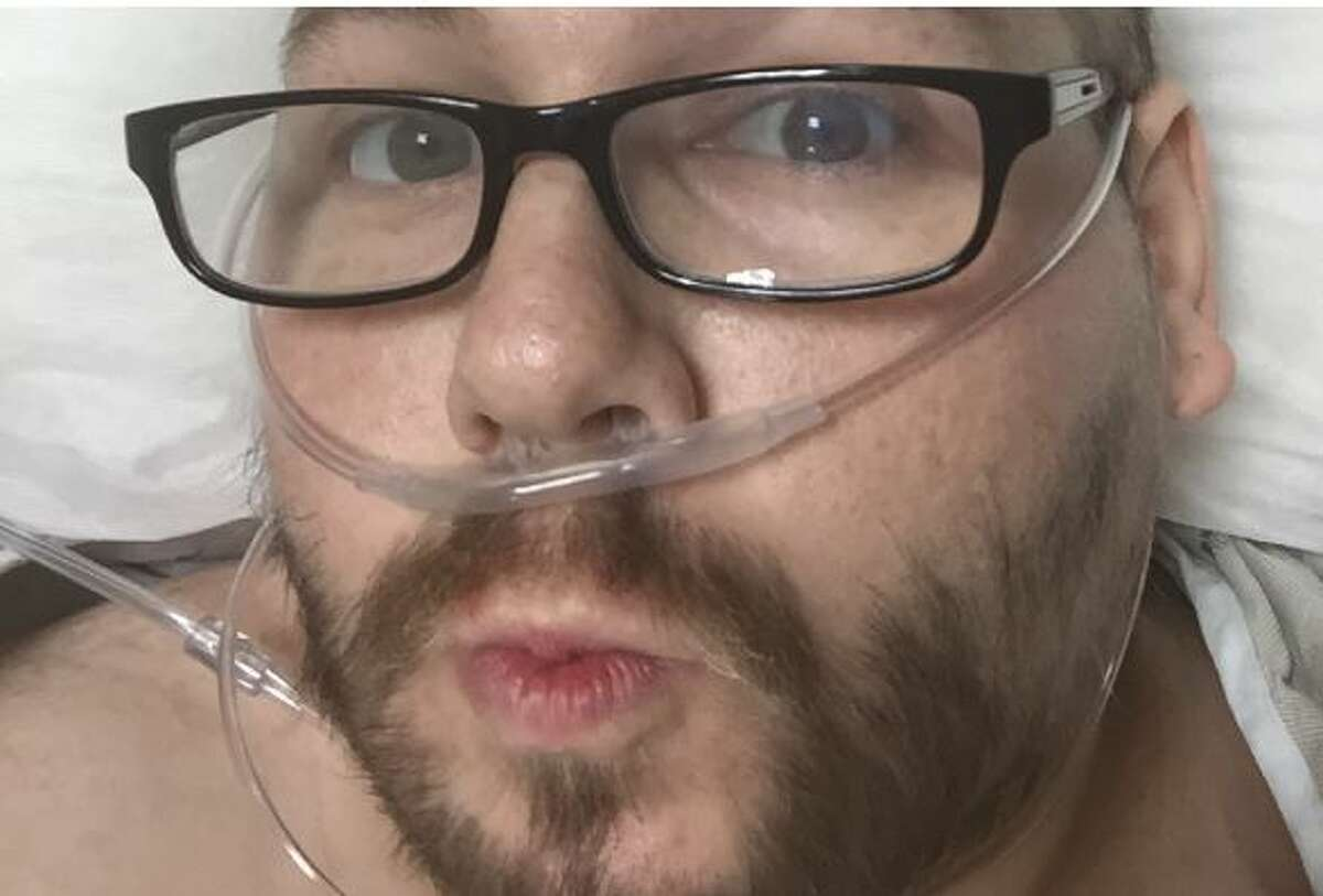 John Sims, diagnosed with Birkitt lymphoma in 2013, is planning to be married at the M.D. Anderson Cancer Center on March 21, 2015. (Go Fund Me)