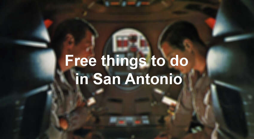 Whether you're broke or just responsibly thrifty, the Alamo City is full of things to do that won't cost a dime. From movies to city tours, click ahead for free thing to do in San Antonio.
