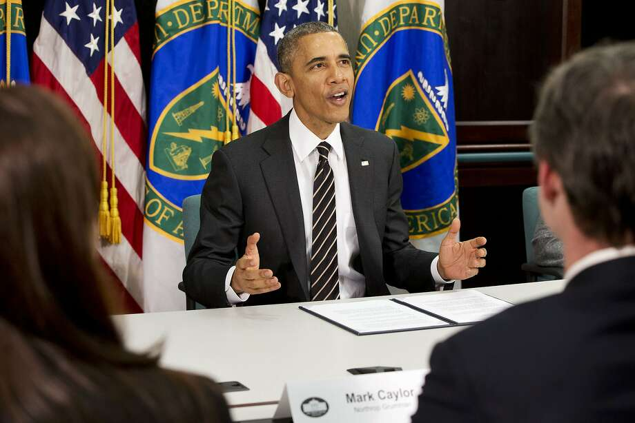 President Obama promised transparency. Photo: Jacquelyn Martin, Associated Press