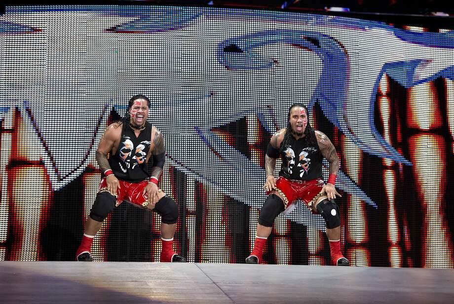 WWE Superstars Jimmy and Jey will be a part of WrestleMania 31 at Levi's Stadium.