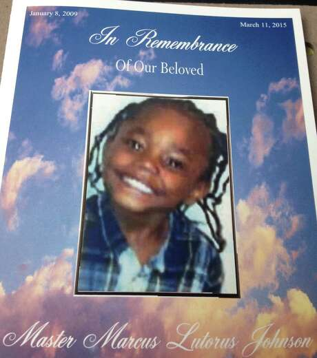 The death of heart patient Marcus Johnson Jr., shown in his  funeral pamphlet, has shaken St. Louis, a city that is suffering a rise in homicides. Photo: HONS / Marcus Johnson Sr.