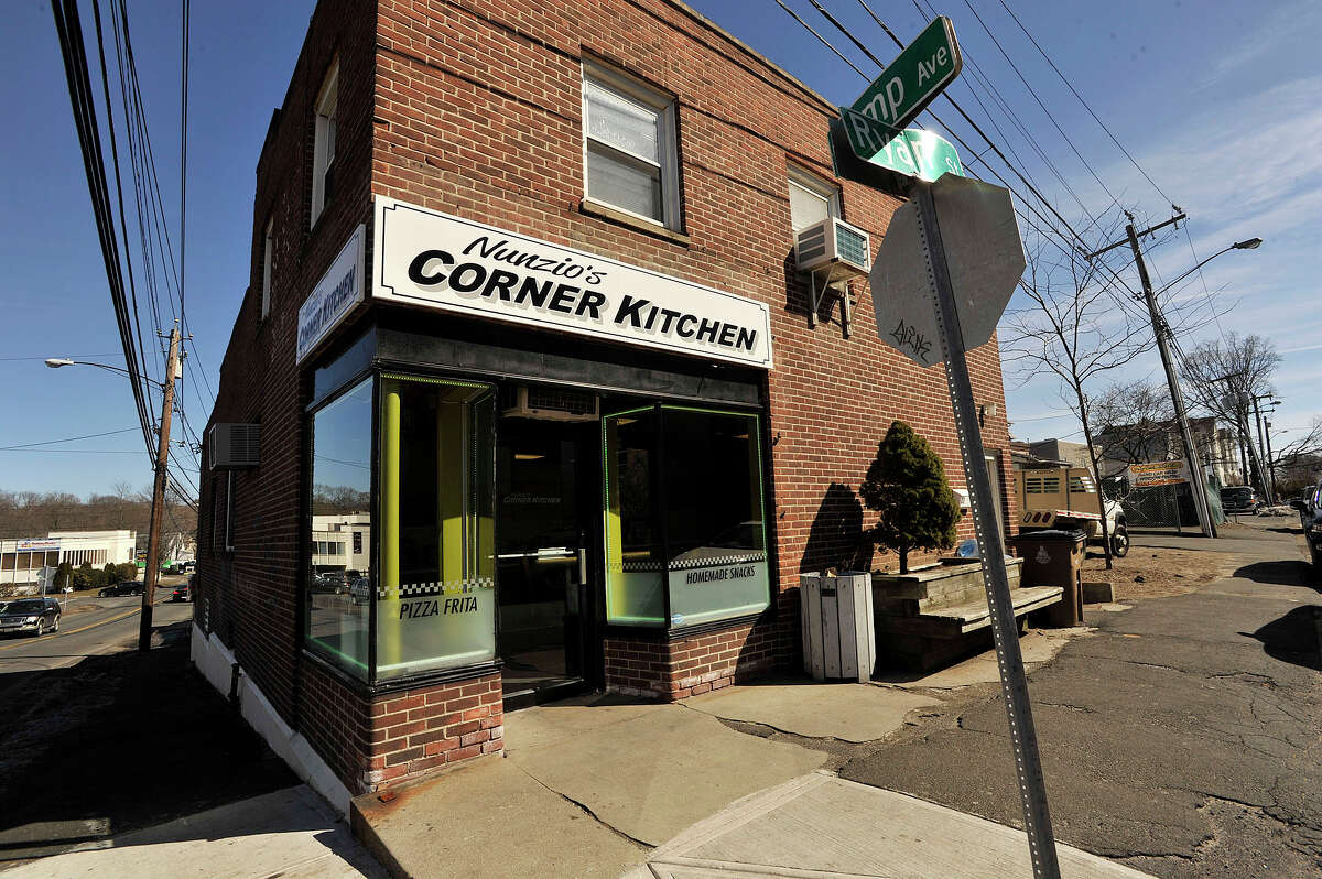 Nunzio's Corner Kitchen opened this past January 13 in the Springdale neighborhood of Stamford, Conn. Photographed on Thursday, March 19, 2015.