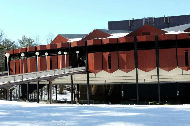 Saratoga Performing Arts Center on Thursday, March 19, 2015, at Saratoga Spa State Park in Saratoga Springs, N.Y. (Cindy Schultz / Times Union) Photo: Cindy Schultz / 10031092A