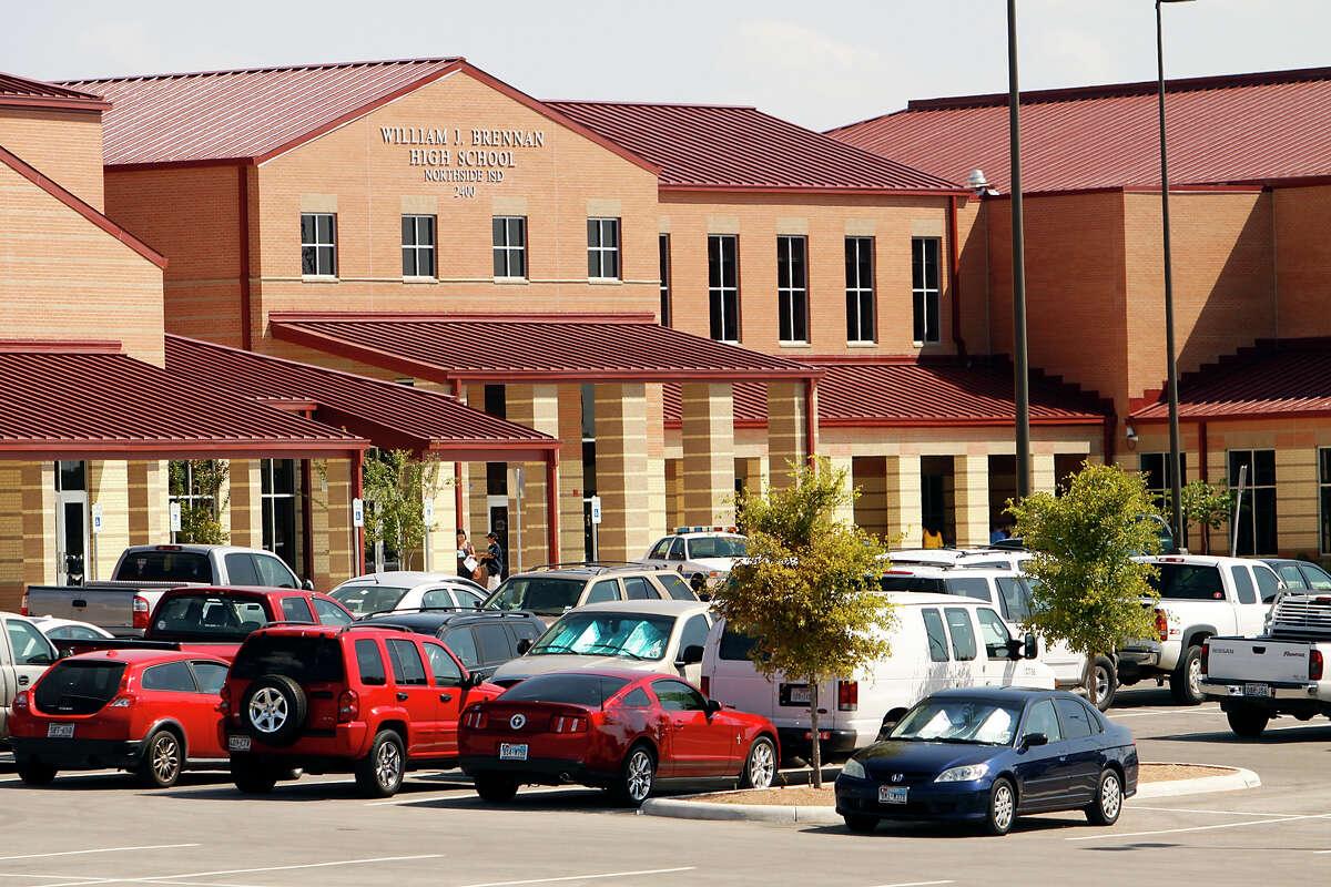 15. Brennan High School , Northside I.S.D.Student-teacher ratio: 17:1College readiness: 27.8 percentState rank:169