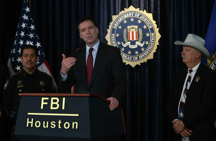 Violent crime, in Texas citiesThe United States saw a 0.2 percent drop in violent crime between 2013 and 2014, according to the FBI. Violent crime has been falling for a couple decades now throughout Texas and the rest of the U.S. Click through to see the FBI's violent crime data in Texas metro areas.Source:FBI Photo: Mayra Beltran, Houston Chronicle / © 2015 Houston Chronicle