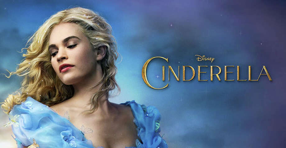 "Disney has released a new live-action version of the ""Cinderella"" fairy tale. Photo: Contributed Photo / Westport News"