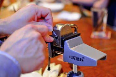 Learn the art of lock picking at this monthly meetup in Houston