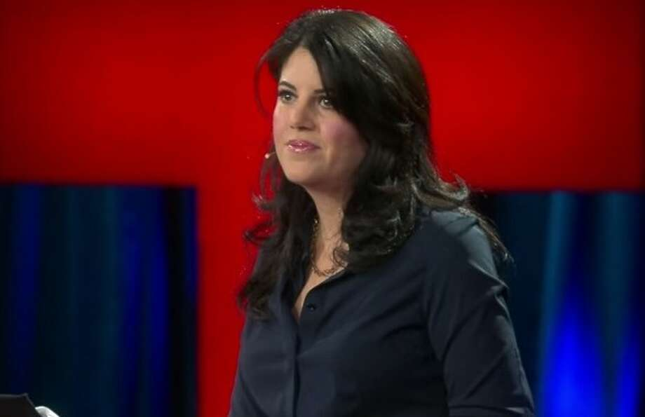 6442b0e3da9a NOBODY BUY MONICA LEWINSKY THIS SWEATER (Photo) - The Edwardsville  Intelligencer