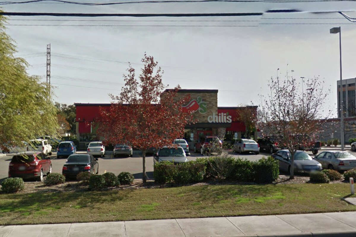 CHILI'S GRILL & BAR: 8502 BROADWAY San Antonio , TX 78217 Date: 03/13/2015 Demerits: 14 8 229.163 (i) not in HWS.Observed toxic spray bottles hanging off of bar hand sink, observed bowl stored in dish wash area hand sink and observed sanitizing rag stored on hand sink. Ensure hand wash sinks are for hand washing only. 14 229.166 (f) (2) (A) HWS>100F. Observed a four hand sinks that had no hot water. Hot water at hand sink is less than 100 degrees F. Hand sink must provide hot water of at least 100 degrees through the use of a mixing valve or combination faucet. Inspector will return 03/16/2015 to ensure all hand sinks have hot water of at least 100 degrees F. 20 229.168 (c) (1) toxics stored. Observed toxic spray bottles stored next to clean plates in waiter station and next to utensil wrap in napkins in another waiter station. Ensure all toxic chemicals are kept below and away from food, equipment, utensils, linens, and single-service article. 20 229.168 (c) (1) toxics stored. Observed sanitizing bucket stored next to Kosher salt in front kitchen area. Ensure all toxic items are stored below and away from food items. 25 229.165 (q)food contact not sanitized. Observed bowls with caked on food debris stored with clean bowls. Ensure all utensils and dishware are clean/sanitized properly before storing. 25 229.165 (d) (1) (A) smooth. Observed bbq sauce scoops to have colored tapes around handles. Utensil(s) must have smooth, easily cleanable surfaces. 25 229.165 (q) food contact not sanitized. Observed mixing whisk stored improperly in ice bin. Ensure mixing whisk is stored properly when not in use. Do not store any utensils in ice bin holding drinks. *Additional violations listed in story
