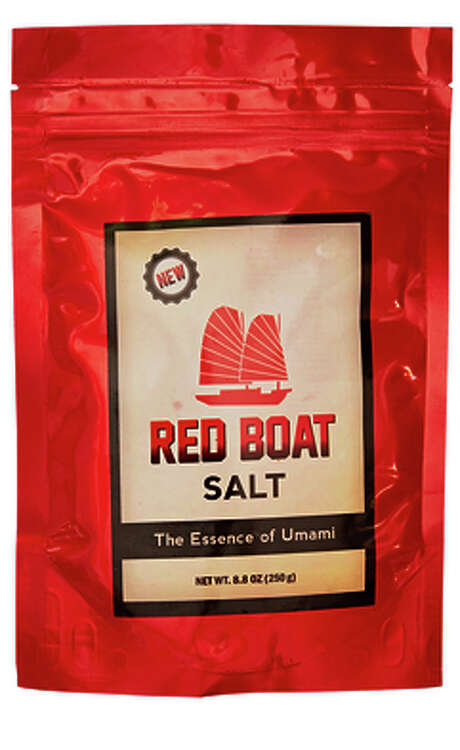 Red Boat Fish Sauce fish salt. Photo: Megan Schlow / ONLINE_YES