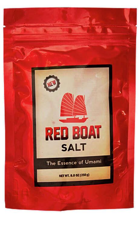 Red Boat Fish Sauce fish salt. Photo: Megan Schlow / ONLINE_YES
