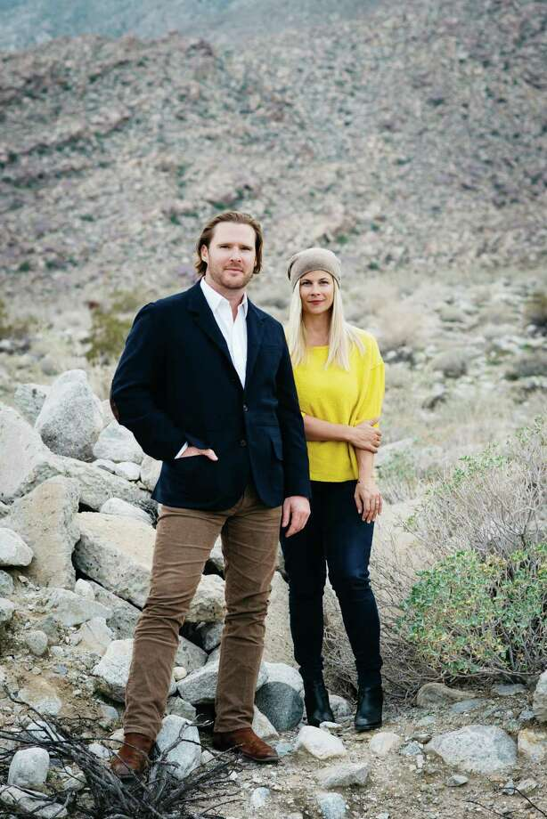 """Film producers Ryan Brooks and Jessica Latham met at the University of Texas and were friends. The couple reconnected to work on """"Inocente,"""" and romance blossomed."""