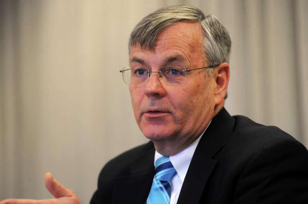 James Redeker, Connecticut DOT Commissioner