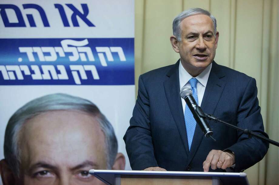 The Obama administration and its media poodles blame Israeli Prime Minister Benjamin Netanyahu for the lack of a peace agreement between Israel and Palestine, but that notion is ludicrous. Photo: Xinhua /McClatchy-Tribune News Service / Zuma Press