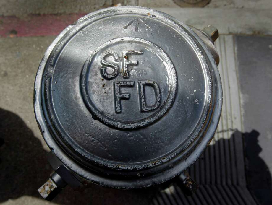 A San Francisco judge has tossed out the case against a former city firefighter accused of driving drunk when his fire rig struck and badly injured a motorcyclist. Photo: Paul Chinn / Paul Chinn / The Chronicle / ONLINE_YES
