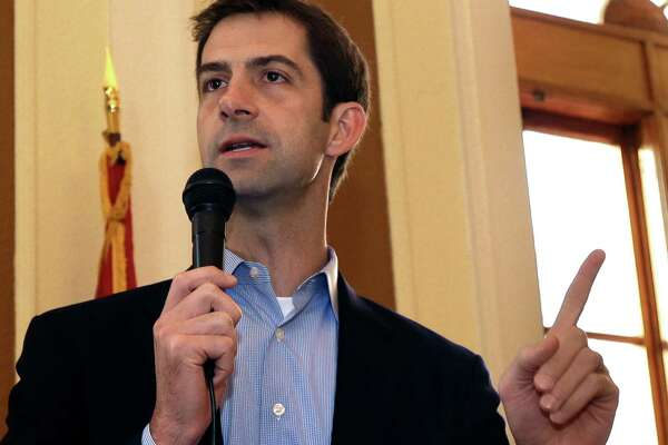 Arkansas GOP Sen. Tom Cotton's open letter to Iran, signed by 47 senators, has sparked controversy, with foes charging that he is undermining the president in foreign relations.