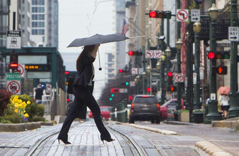 Nobody likes a bad weather day, but some cities are more prone to them than others. An informal assessment has ranked the dreariest cities in America based on their total precipitation, wet days and cloudiness. See which metros in Texas are especially gloomy.Source: Climate Blog Photo: Cody Duty, Houston Chronicle