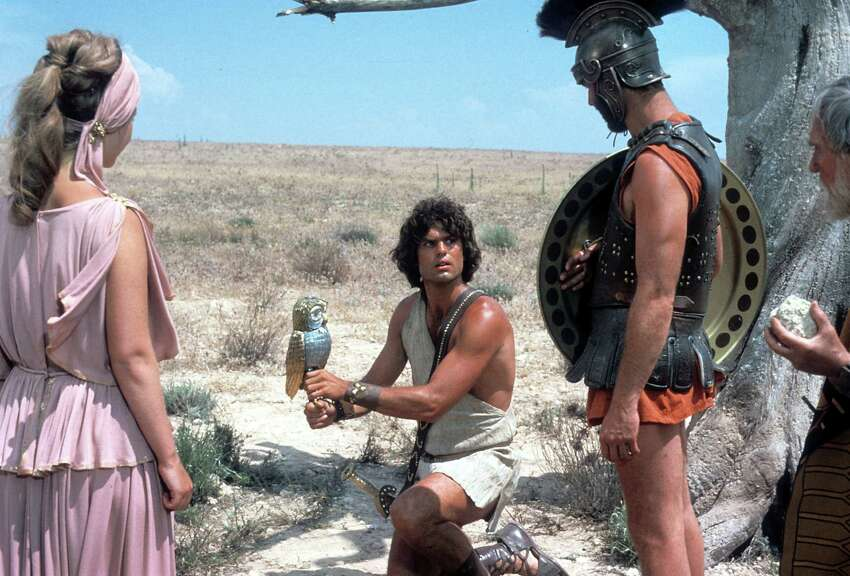 Clash Of The Titans (1981) Available on Netflix July 1