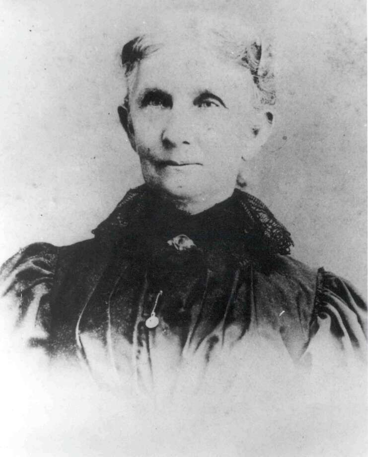 Dilue Rose Harris remembered the events of the 1836 Runaway Scrape some six decades after she and her family fled eastward with their fellow Texians. Photo: Photo Courtesy Of The Nesbitt Me / photo courtesy of the Nesbitt Me