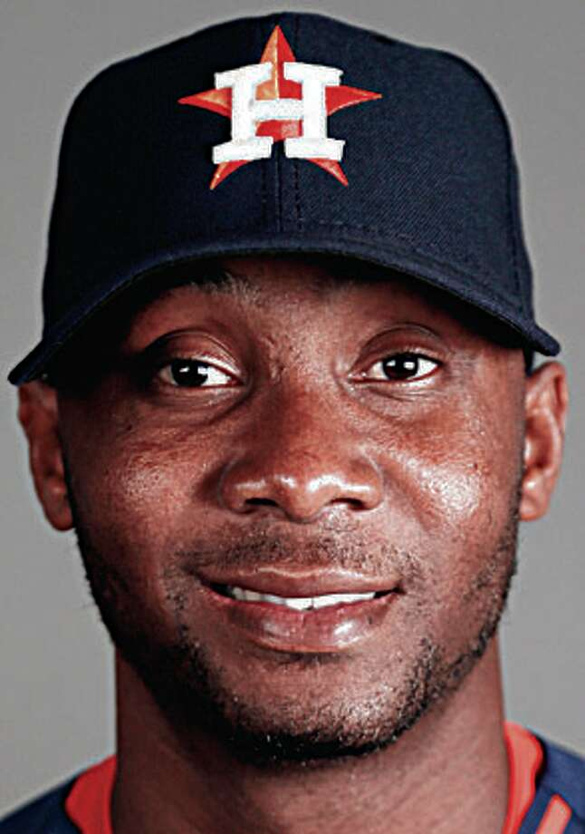 Houston Astros relief pitcher Samuel Deduno photographed during Houston Astros spring training at the Osceola County facility, Thursday, Feb. 26, 2015, in Kissimmee. ( Karen Warren / Houston Chronicle  ) Photo: Karen Warren, Staff / © 2015 Houston Chronicle