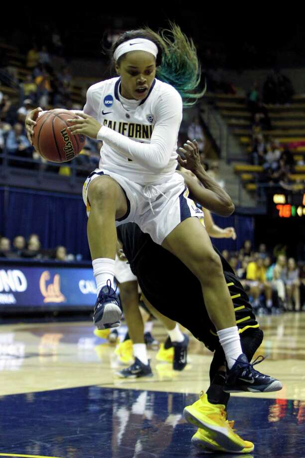 Cal point guard Brittany Boyd was drafted by the New York Liberty. Photo: Santiago Mejia / The Chronicle / ONLINE_YES