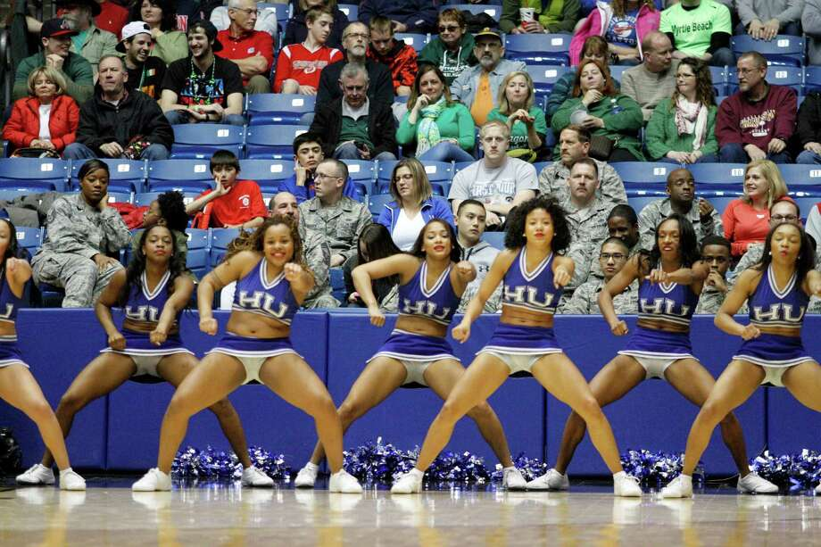 Cheerleaders Of The 2015 NCAA Basketball Tournaments