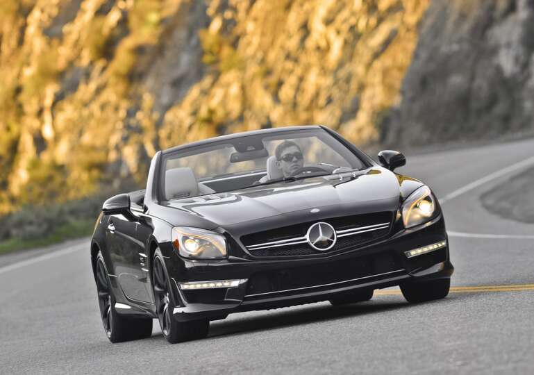Most expensive 2015 cars to insure 2 mercedes benz sl65 for Mercedes benz most expensive car