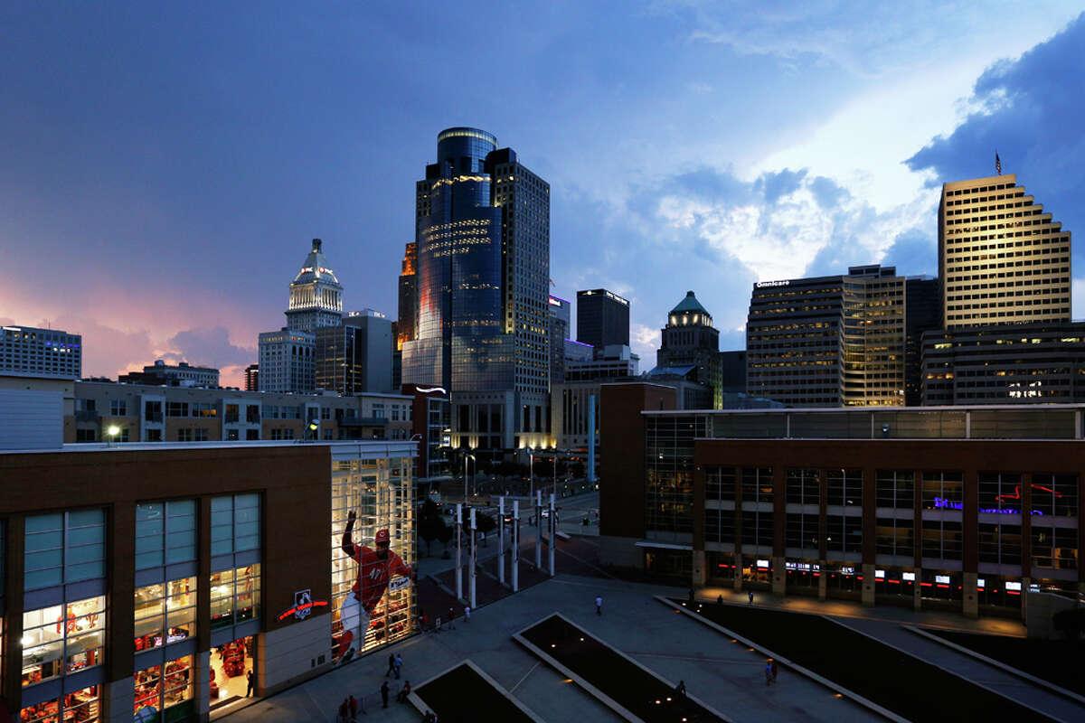 2. Cincinnati, OH Median home sales price: $200,000
