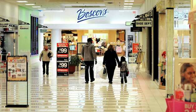 The mall's interior on Wednesday, March 4, 2015, at Clifton Park Center in Clifton Park, N.Y. (Cindy Schultz / Times Union) Photo: Cindy Schultz / 00030833A