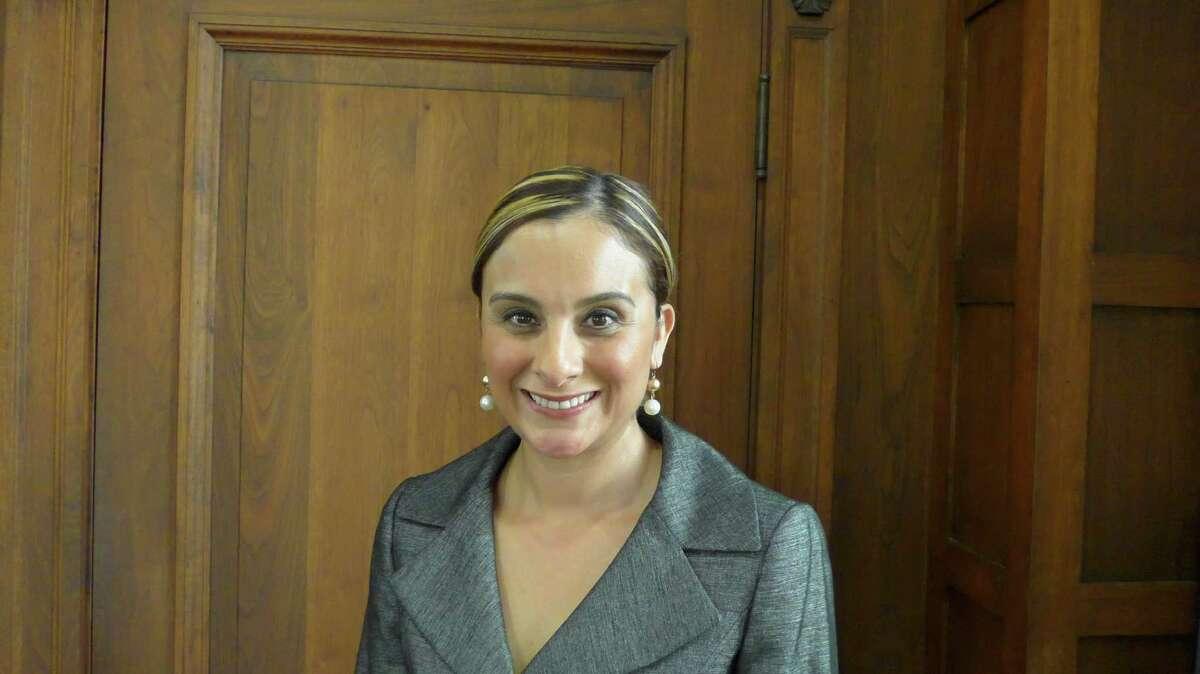 Rep. Ina Minjarez, a Demo- crat, represents District 124.