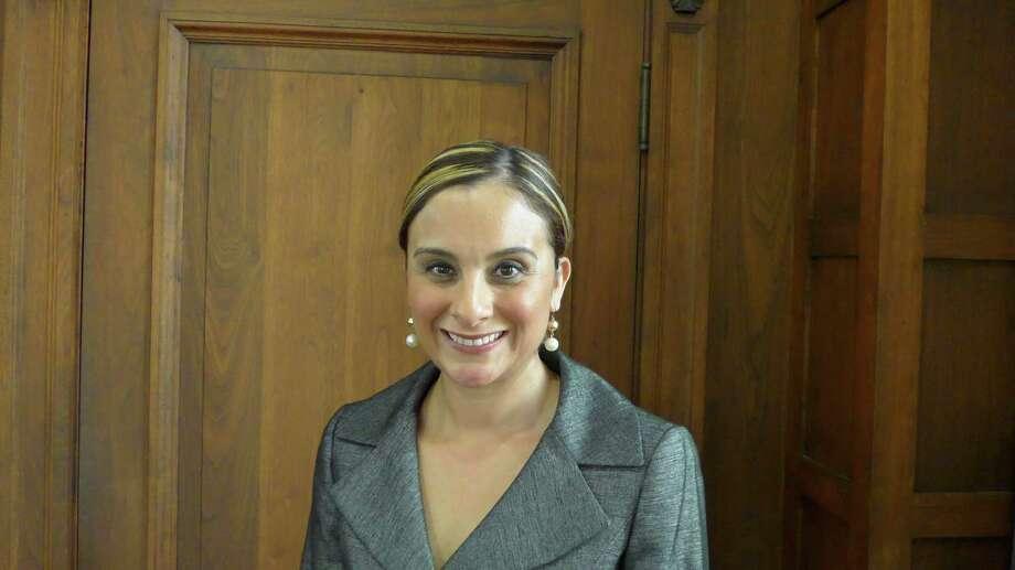 Rep. Ina Minjarez, a Demo- crat, represents District 124. Photo: John W. Gonzalez /Express-News / San Antonio Express-News