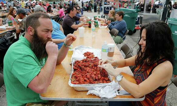 Historical Katy Crawfish FestivalSunday, March 29No Label Brewing Co. is the host of this second annual event that will include live music and paintball for the kids.When: noon-7 p.m. Where: 5351 1st in KatyTickets: $10 at the doorInformation: nolabelbrew.com Photo: James Nielsen, Houston Chronicle / © 2015  Houston Chronicle