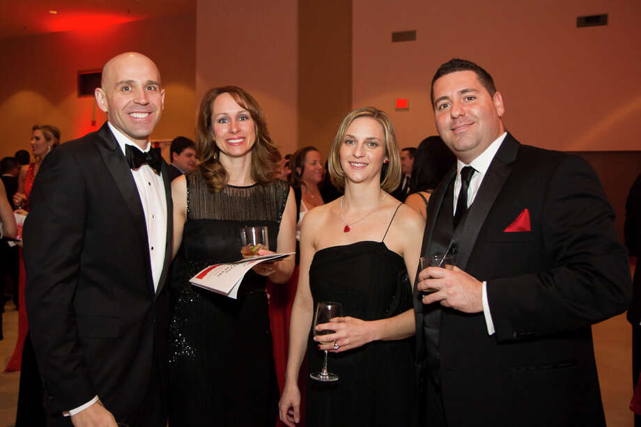 Were You Seen at the American Red Cross of Northeastern New York's annual Fire + Ice Gala at the Saratoga City Center on Saturday, March 21, 2015? Photo: Brian Tromans