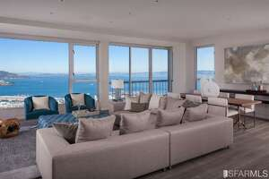 Price doubles to $7.5 million for Russian Hill condo flip - Photo