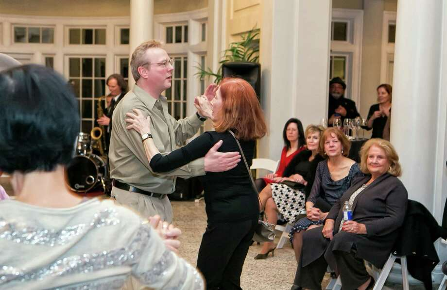 Were you Seen at the opening for '125 Years of Tango, A Walk through the History of the Dance,' at the National Museum of Dance in Saratoga Springs on Saturday, March 21, 2015? Photo: Studio_di_Luce, Studio Di Luce