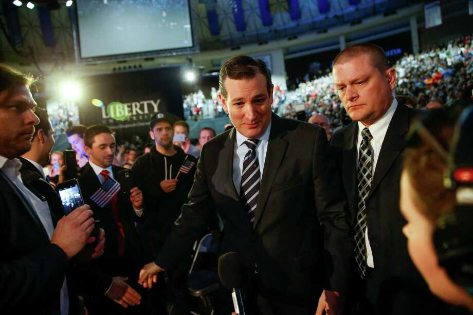 TED CRUZ TIMELINESen. Ted Cruz, R-Texas, has been making strides since his time in Harvard Law School. Keep clicking to see the major events of his life and how they've shaped U.S. politics.Source: Houston Chronicle Photo: Andrew Harnik, Associated Press / AP